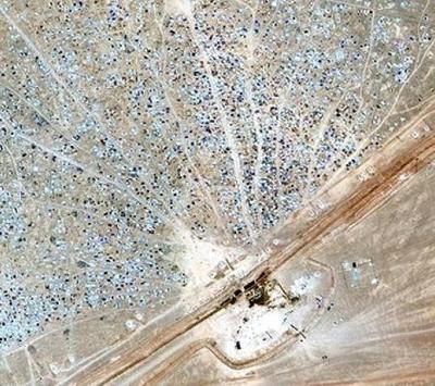 الجيش يشرح تفاصيل تفجير مخيم الركبان